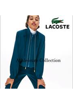 Prospectus Lacoste : Athleisure Collection