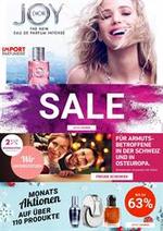 Promos et remises Import Parfumerie : Sale