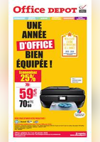 UNE ANNÉE D'OFFICE BIEN ÉQUIPÉE - Office DEPOT
