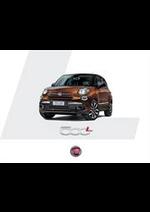 Promos et remises  : Fiat 500L