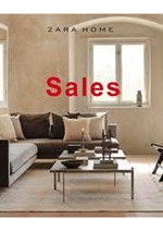 Catalogues et collections ZARA HOME : Sales