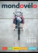 Prospectus  : Mondovélo 2020