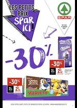 Promos et remises Spar : Les petits prix