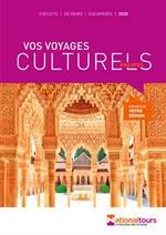 Promos et remises  : Vos voyages culturels groupes