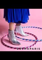 Catalogues et collections Cosmoparis : Nouveautés