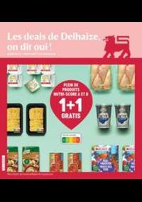 Prospectus AD Delhaize Eghezée : Nouveau: Promotion de la semaine