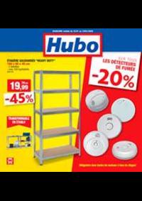 Prospectus Hubo Andenne : Hubo Folder