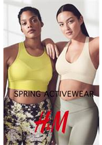 Promos et remises  : Spring Activewear