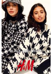 Catalogues et collections H&M Charleroi - Grand rue  : Black and white