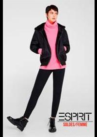 Catalogues et collections Esprit Charleroi : Soldes  Femme