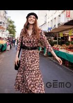 Prospectus Gemo : Nouveautés Femme