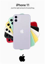 Prospectus  : Iphone 11