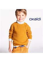Prospectus Okaïdi : Collection Garçon