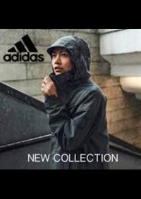 Prospectus adidas Performance Store Paris : New Collection