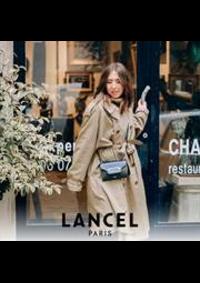 Prospectus LANCEL Arceuil Lucas sac : Nouveautés