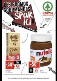 Prospectus Spar PARIS 18 : Les promos gourmandes