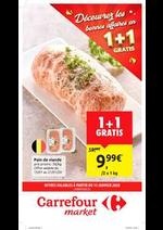 Prospectus Carrefour Express : Offres valables a partir du 15 janvier