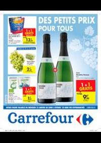 Promos et remises Carrefour Express WOLUWE SAINT LAMBERT : Des petits prix pour tous