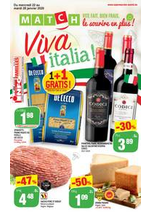 Prospectus Match : Viva Italia