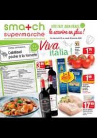 Prospectus Match AUVELAIS : Viva Italia