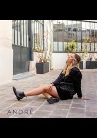 Prospectus André Pantin : Nouveautés