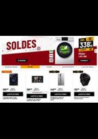 Promos et remises ELECTRO DEPOT Gosselies : Electro soldes