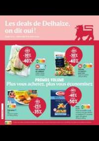 Promos et remises Proxy Delhaize Woluwe-Saint-Lambert : Nouveau: Promotion de la semaine