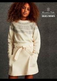 Catalogues et collections Massimo Dutti Women Men Namur : Soldes  Enfants