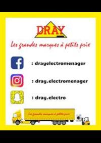 Prospectus Dray Saint-Denis : Promo D' Hiver