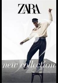 Catalogues et collections ZARA AULNAY SOUS BOIS : New Collection Men