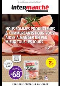 Prospectus Intermarché Super Neuilly Plaisance : PRODUCTEURS & COMMERÇANTS
