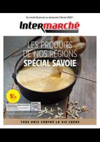 Prospectus Intermarché Super Mery-sur-Oise : SPÉCIAL SAVOIE