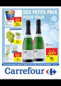 Prospectus Carrefour JAMBES : Des petits prix pour tous