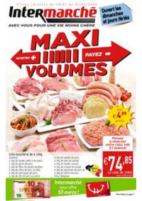 Prospectus Intermarché Limelette-Ottignies : Folder Intermarché