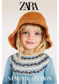 Prospectus ZARA AULNAY SOUS BOIS : New Collection Kids