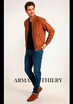 Prospectus Armand Thiery Femme : Nouveautés / Homme