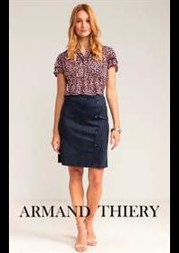Prospectus Armand Thiery ANGERS : Nouveautés / Femme