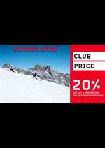 Promos et remises Ochsner Sport : Club price
