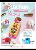 Prospectus Auchan Supermarché : Auchan Beauté