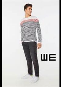 Prospectus WE Fashion Hommes & Femmes PARIS - LES HALLES : Nouveautés / Homme