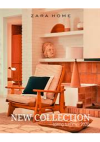 Catalogues et collections ZARA HOME PARIS : New Collection SS20
