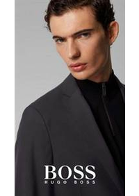 Prospectus Hugo Boss Paris 168 Boulevard Saint Germain : Men Collection