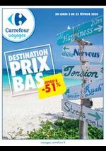 Prospectus Carrefour : Prix bas: jusqu'à -51%