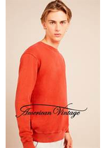 Catalogues et collections American Vintage : Collection Homme