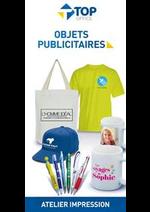 Prospectus  : Objets Publicitaires