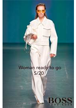 Catalogues et collections Hugo Boss : Woman S20