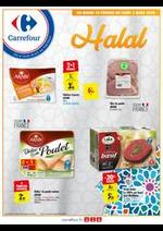 Prospectus Carrefour : Halal