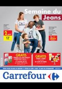 Prospectus Carrefour AUDERGHEM / OUDERGHEM : Semaine du Jeans