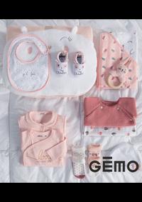 Prospectus Gemo MONTESSON : Nouveautes Bébé