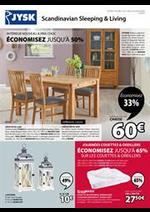Prospectus Jysk : Économisez jusqu'à 50%